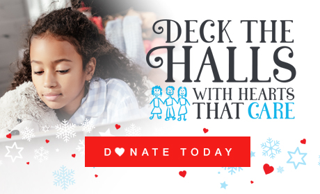 Deck the Halls - Donate Today