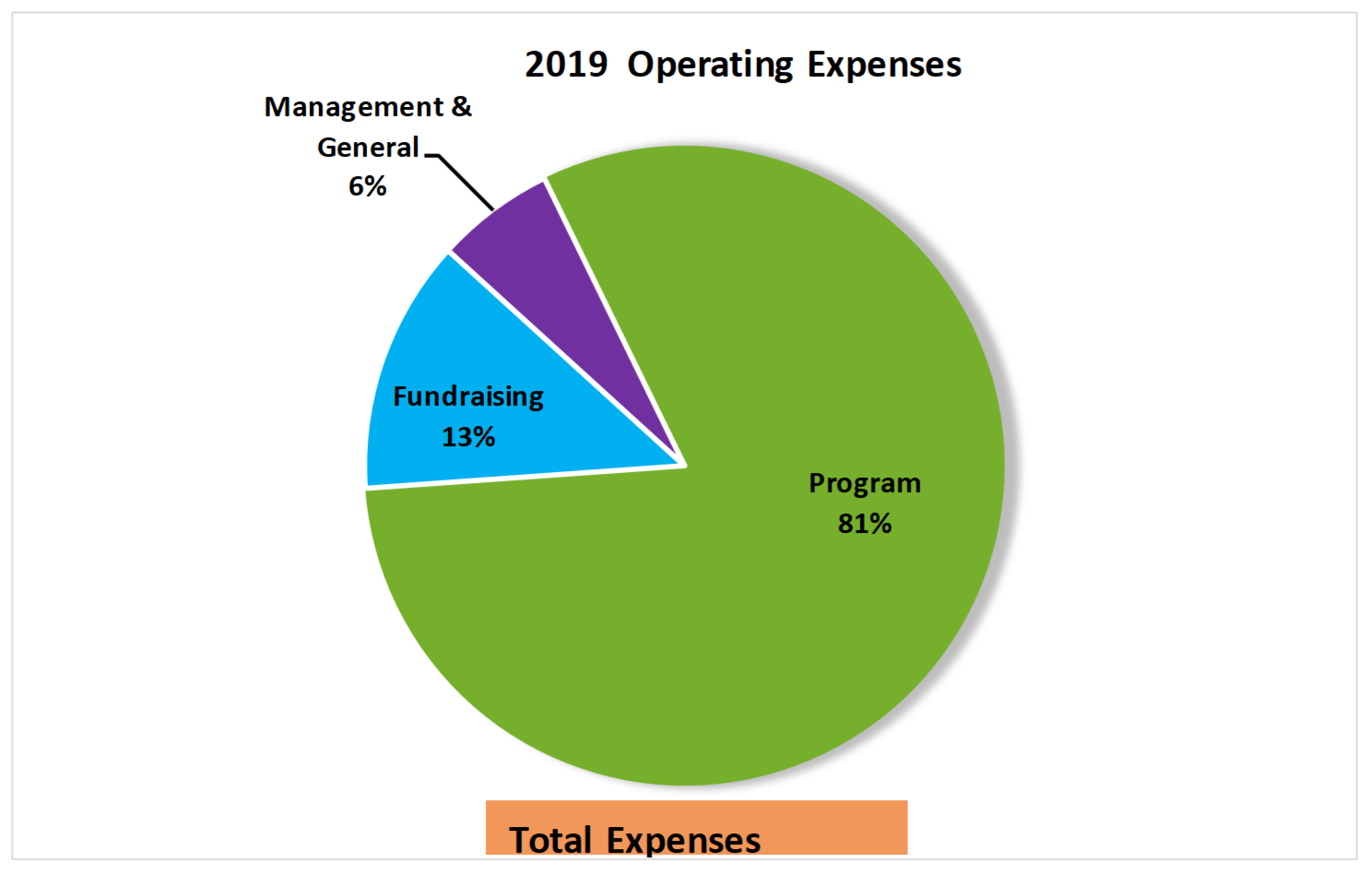 2019 Operating Expenses