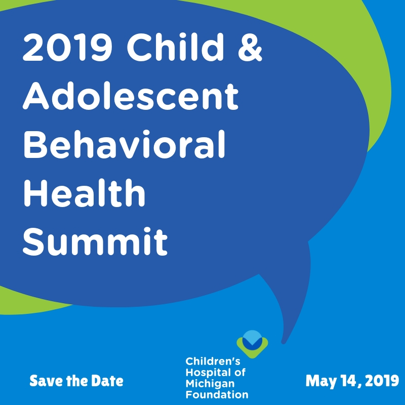 2019 Summit Save the Date