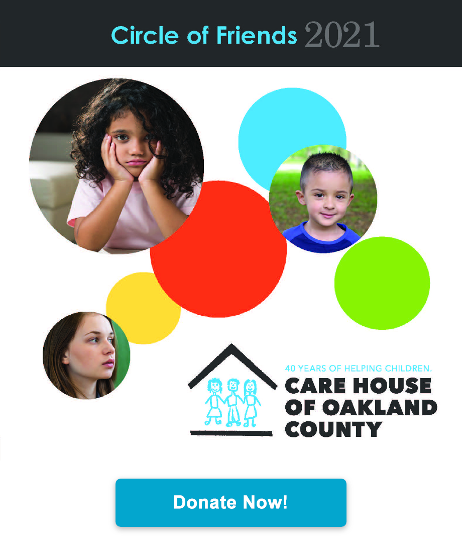 Circle of Friends Virtual Event - Donate Today